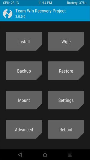 bypass lg lock screen without reset using custom recovery