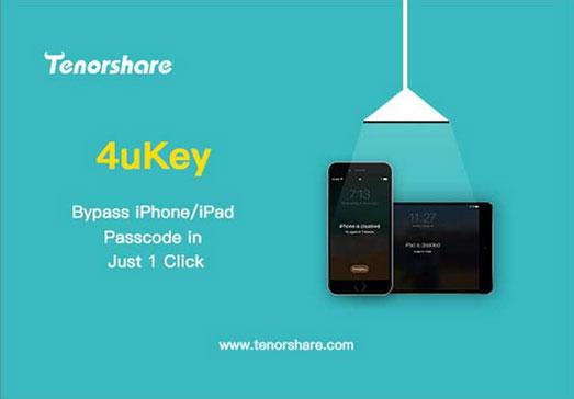 iphone unlock program like tenorshare 4ukey