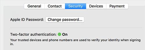 unlock apple id on mac