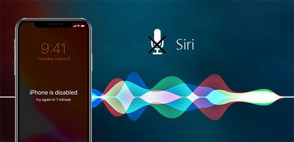 unlock iphone without siri