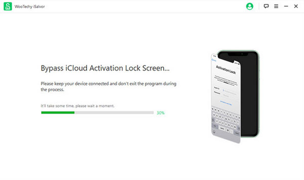 icloud activation bypass tool like wootechy isalvor