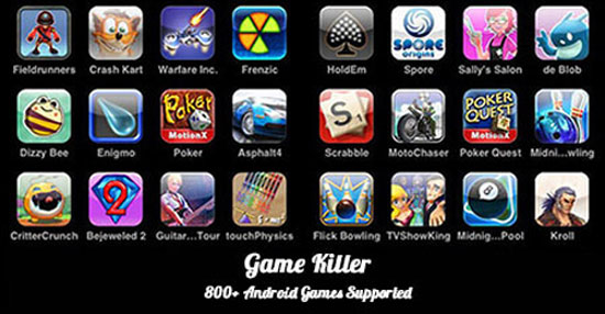 game killer without root