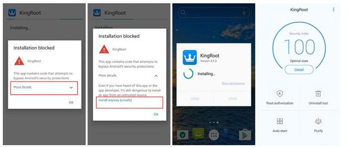 download kingroot on android