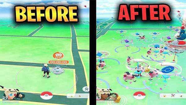 best pokemon go spoofer like pgsharp