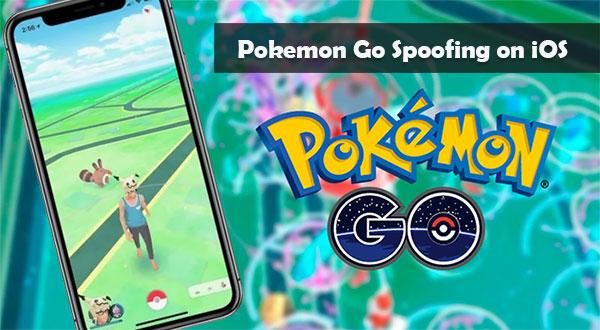 pokemon go spoofing ios