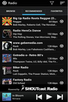 free music playlist Multimedia Android