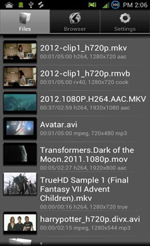 Watch AVI Video Files on Android Devices