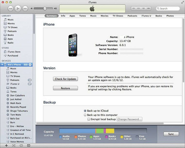 How To Add Songs From Computer To Iphone